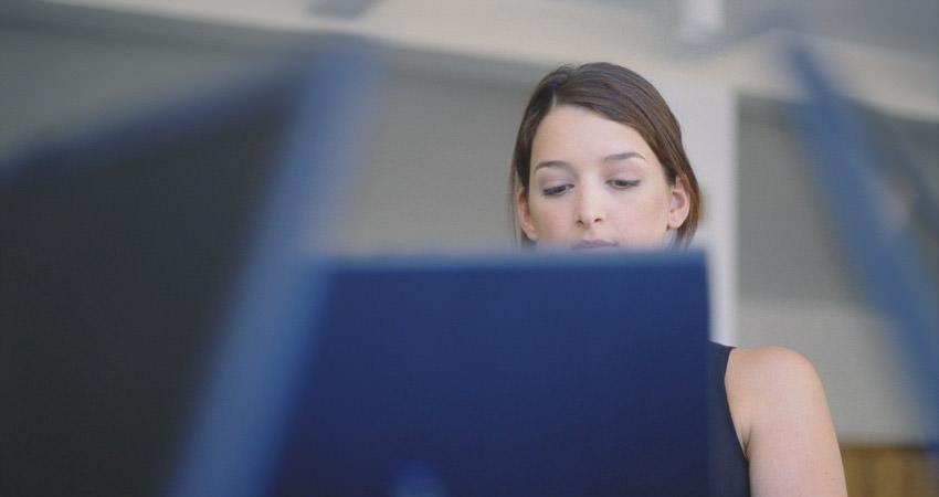 WomanComputer