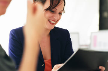 Happy Client