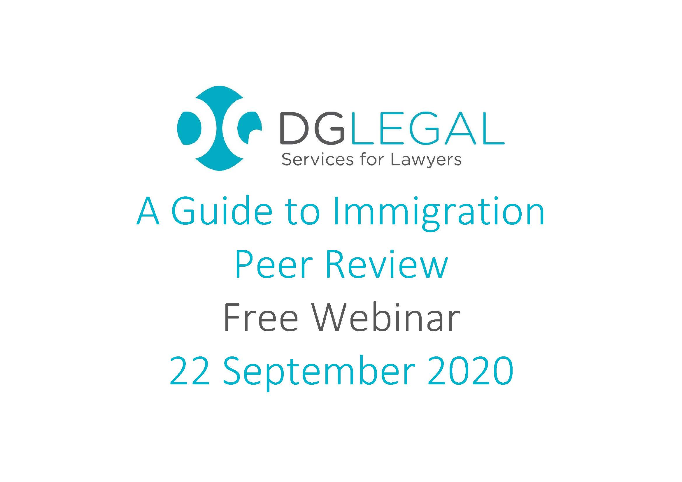 A Guide to Immigration Peer Review Webinar