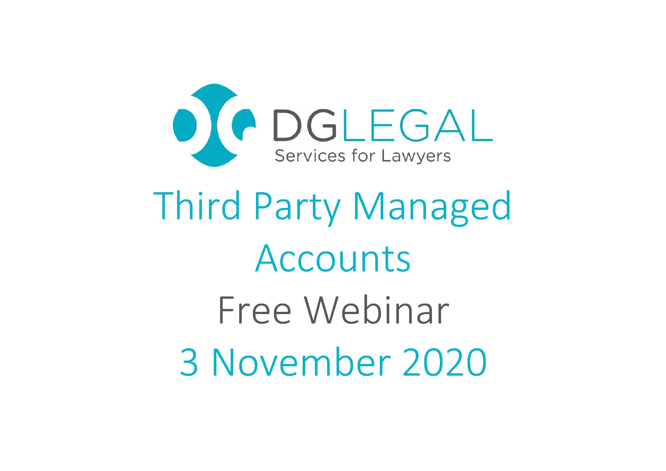 Third Party Managed Accounts Webinar