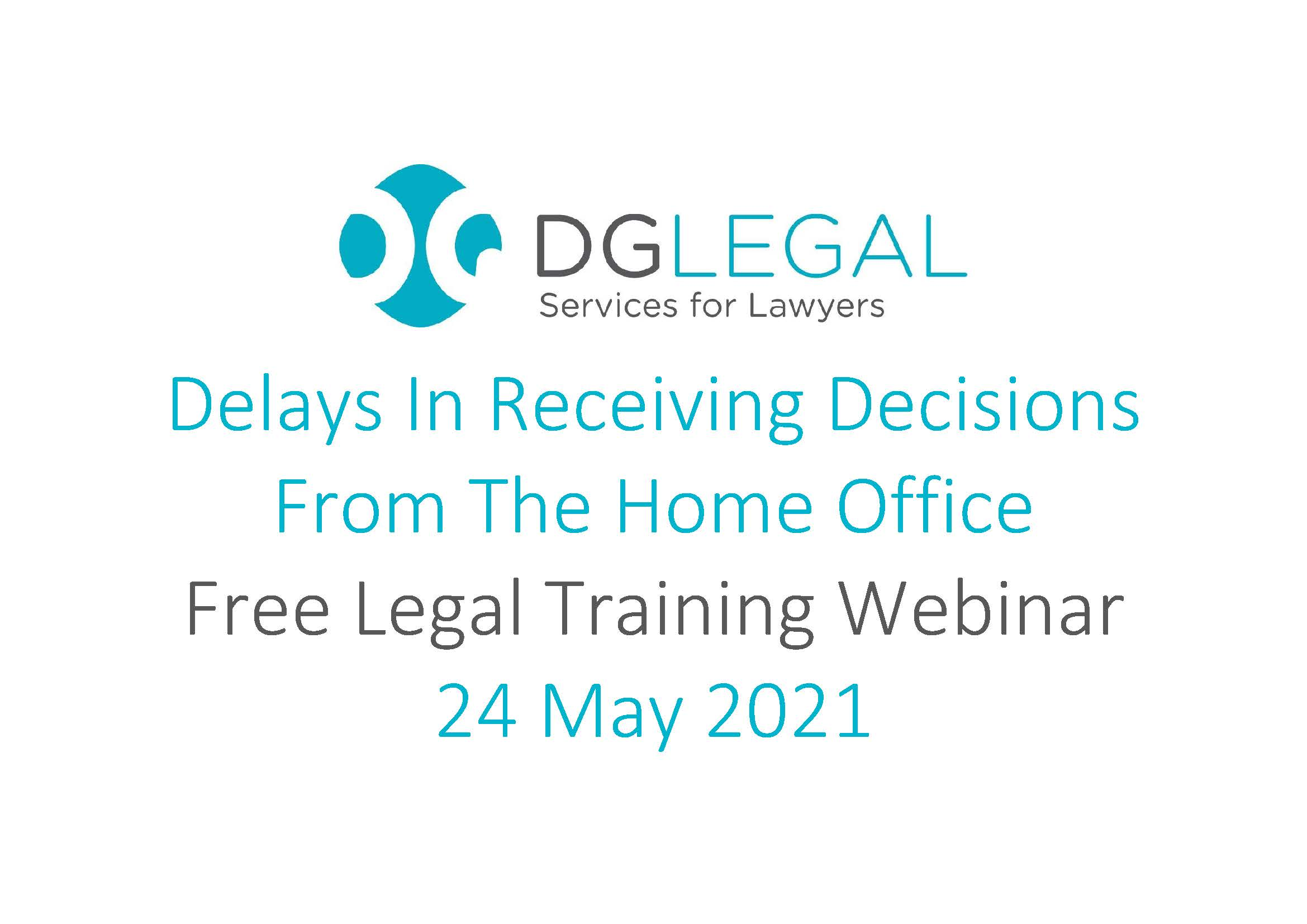 Delays In Receiving Decisions From The Home Office