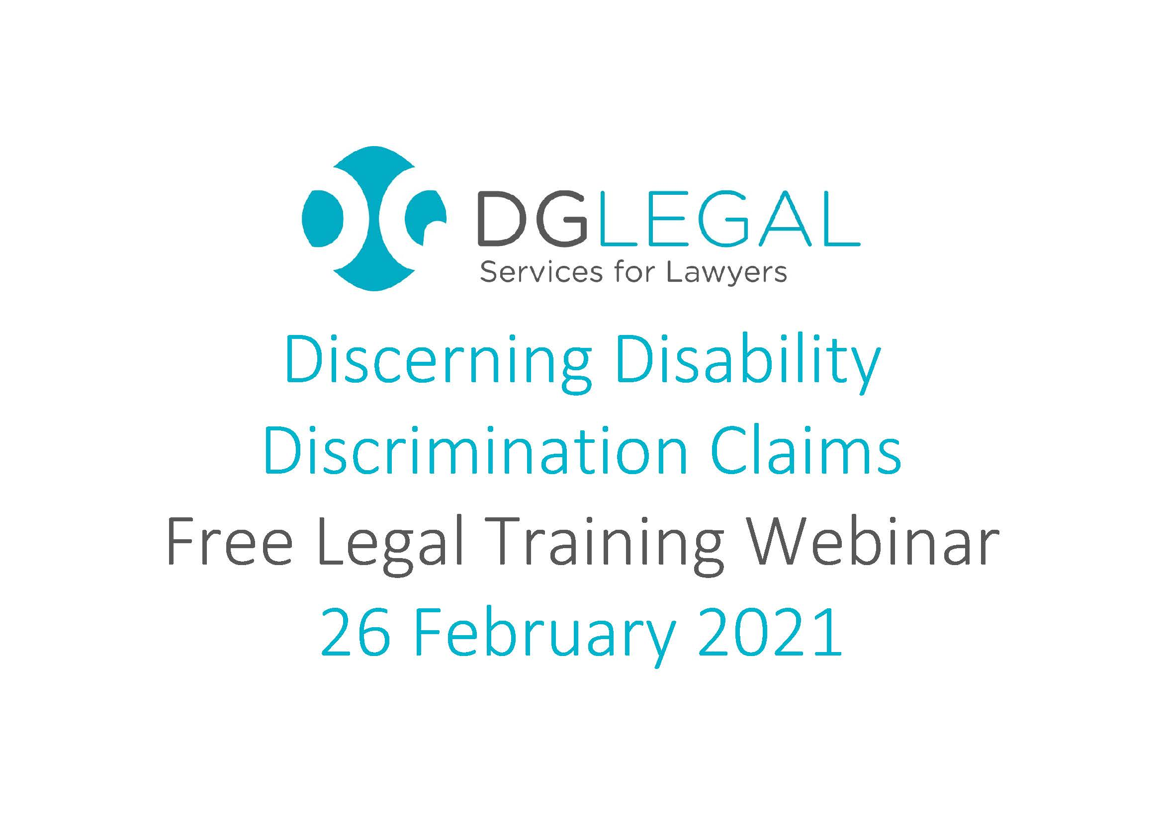 Discerning Disability Discrimination Claims