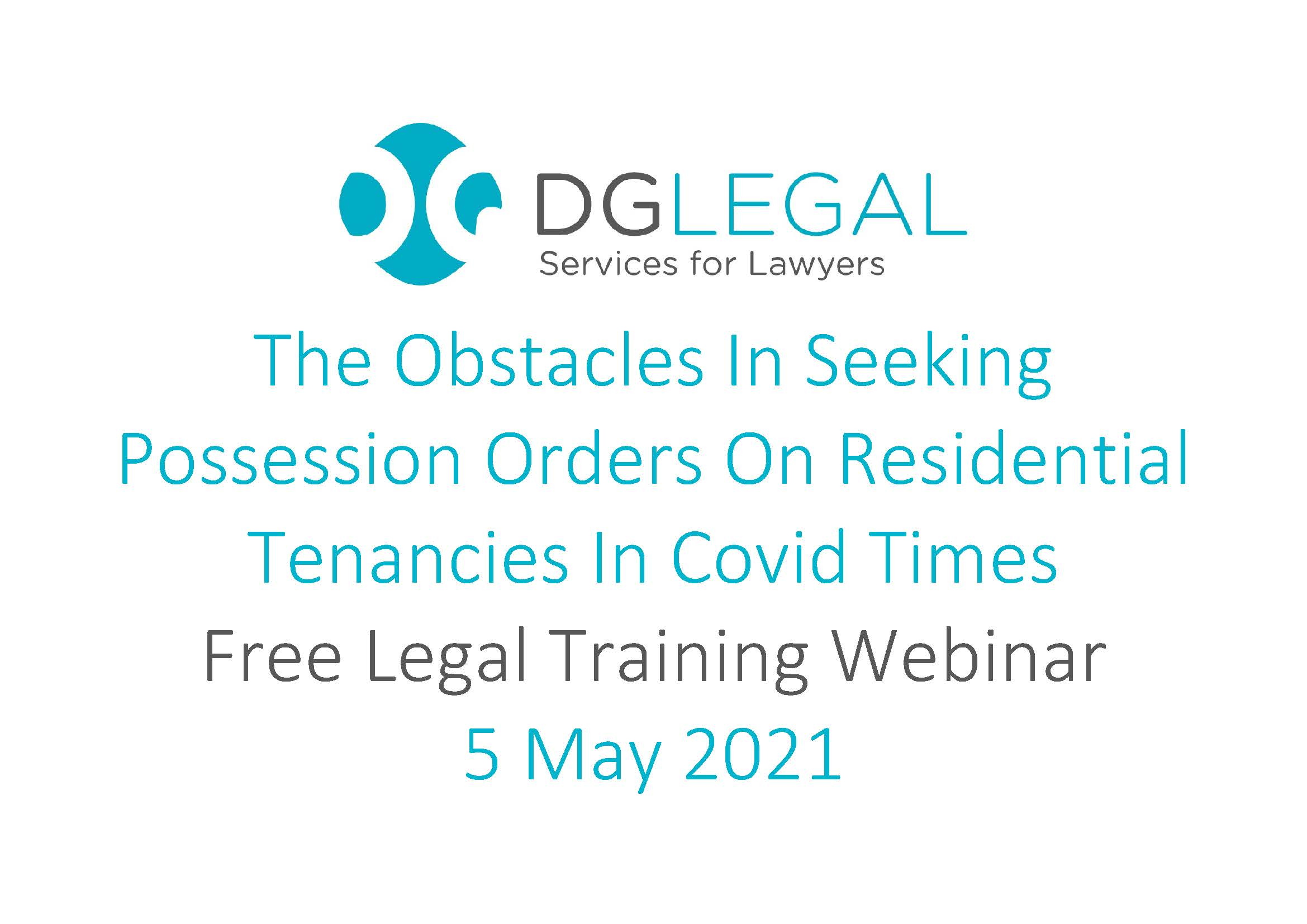 The Obstacles In Seeking Possession Orders On Residential Tenancies In Covid Times
