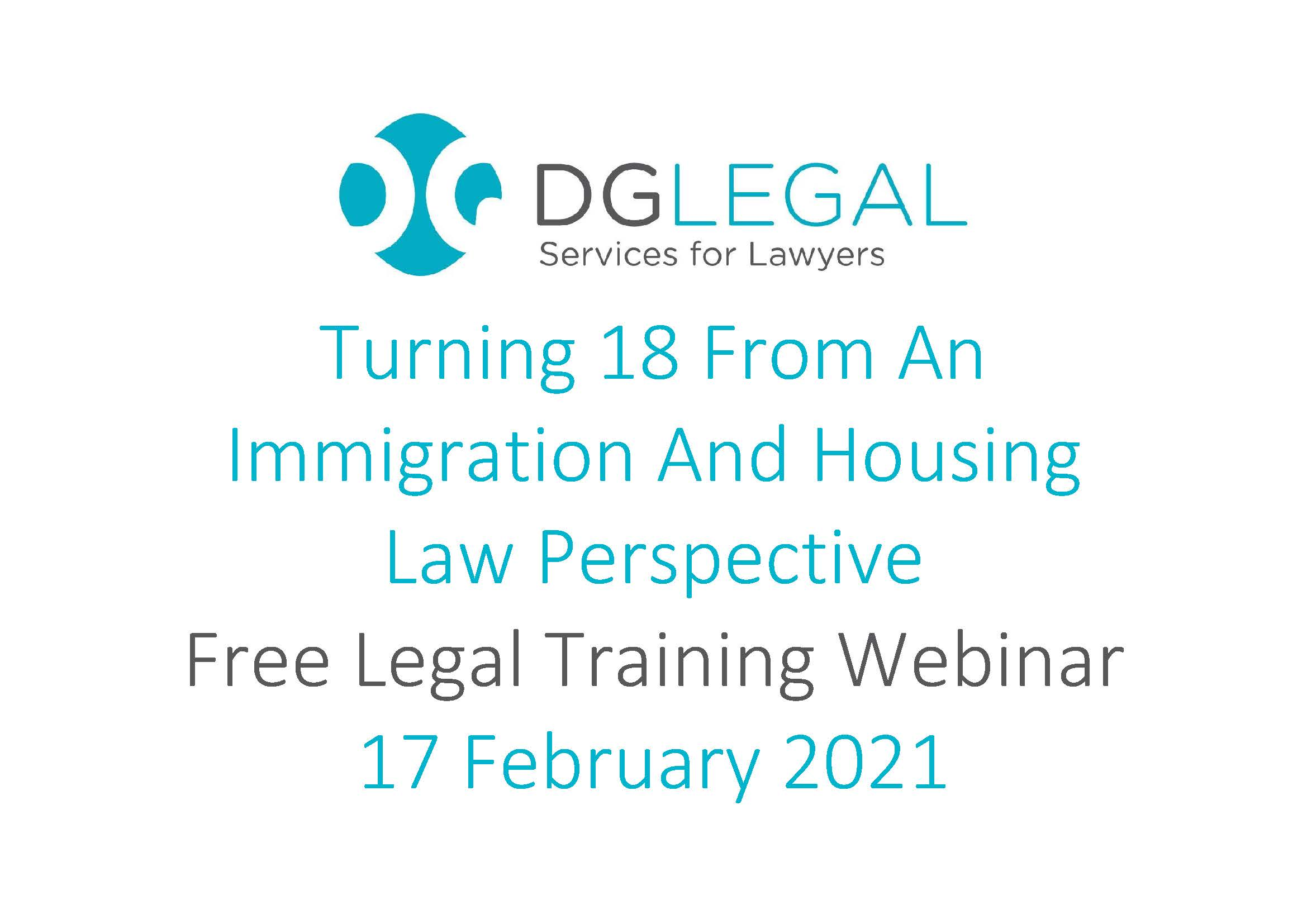 Turning 18 From An Immigration And Housing Law Perspective
