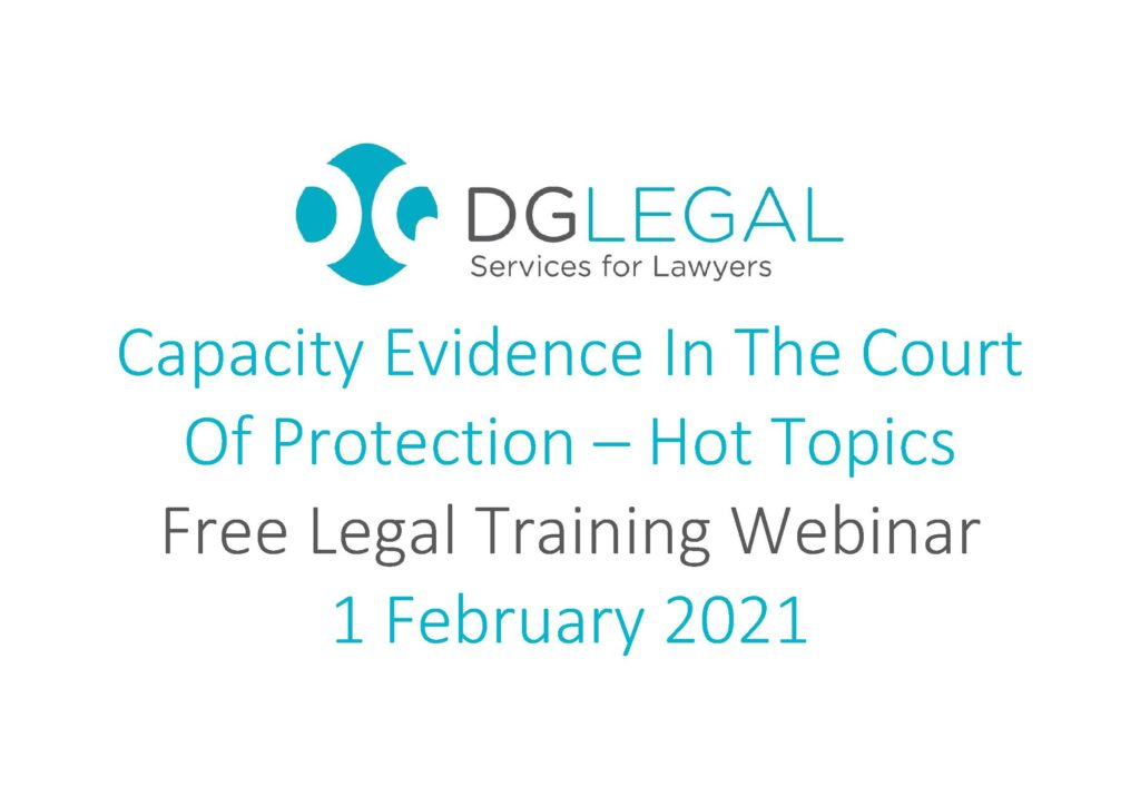 Capacity-Evidence-in-the-Court-of-Protection-–-Hot-Topics