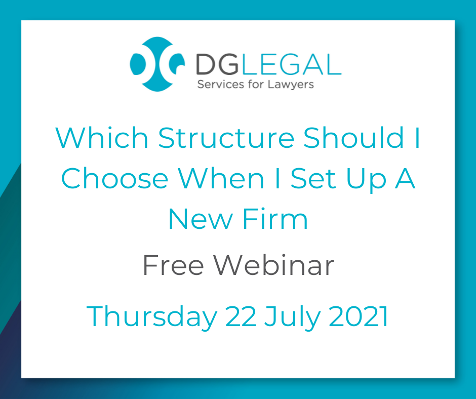 Which Structure Should I Choose When I Set Up A New Firm