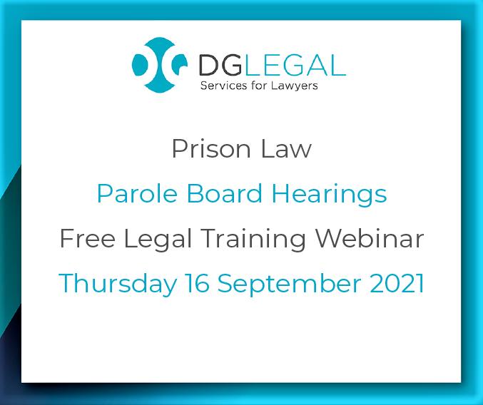 Parole Board Hearings
