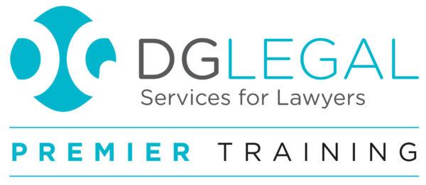 DG Legal - Premier Training logo